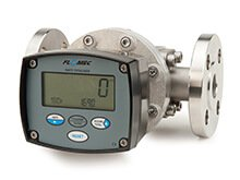 CCII Manufacturer Flomec Oval Gear Meters