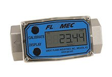 CCII Manufacturer Flomec Turbine Flow Meters